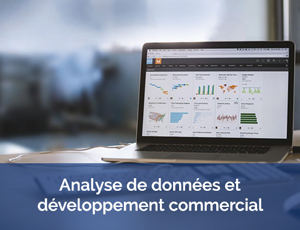 analyse données developpement commercial